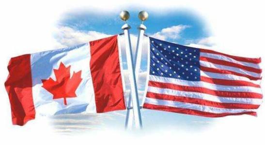 加拿大生子与美国生子